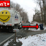 Dumpster Rentals, Yard Waste Recycling and Trash Pickup in Maryland