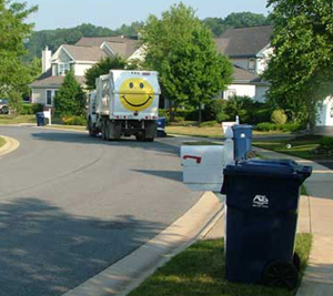 Recycling & Yard Waste Pickup in MD