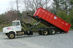 Roll Off Dumpster Rental and Recycling in Maryland